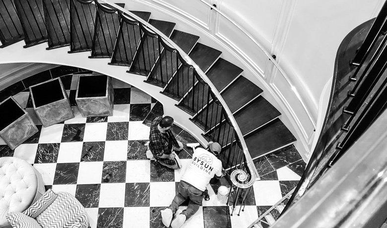 miramar3 grand stair - footer
